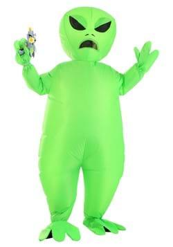 Adult Inflatable Alien Costume