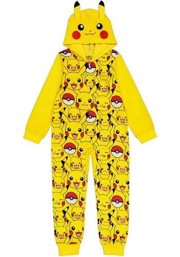 Pokemon Pikachu Blanket Sleeper Main UPD 3