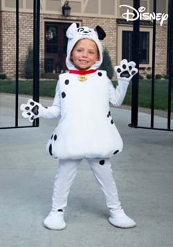 101 Dalmatians Bubble Costume for Toddlers main-2