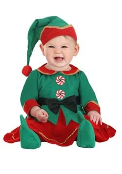 Infant Elf Girl Costume