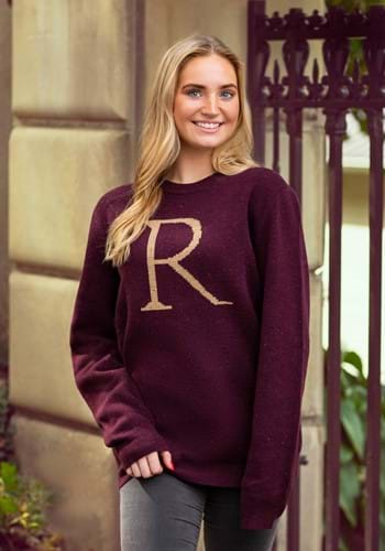 Ron Weasley R Christmas Sweater for Adults