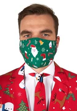 Opposuit Santaboss Face Mask
