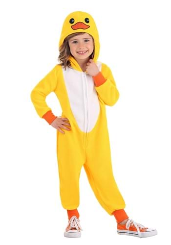Toddler Yellow Duck Onesie