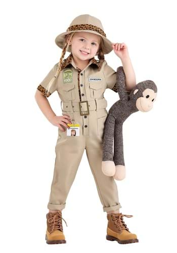 Zookeeper Costume for Toddlers
