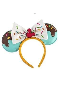 Minnie Mouse Sweet Treat Ears Headband from Loungefly