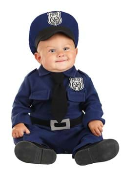 Infant Police Officer Costume