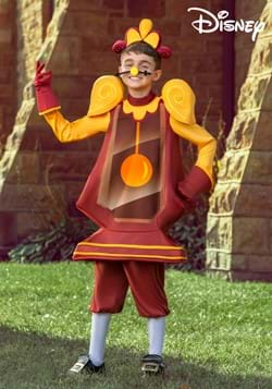 Beauty and the Beast Cogsworth Kids Costume