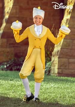 Beauty and the Beast Lumiere Costume for Kids-2