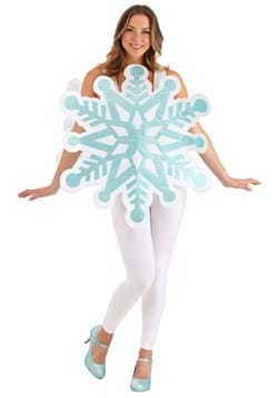 Snowflake Costume for Adults