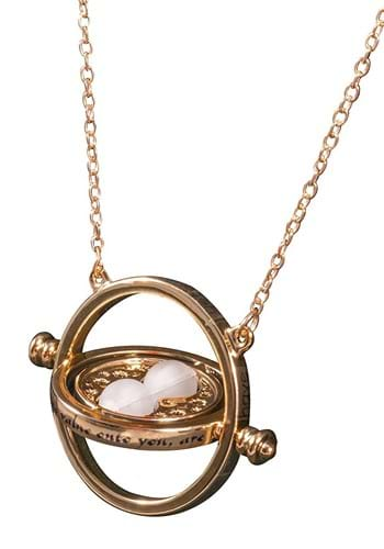 Hermione Time Turner Necklace Accessory