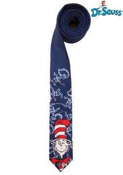 The Cat in the Hat Character Necktie for Adults