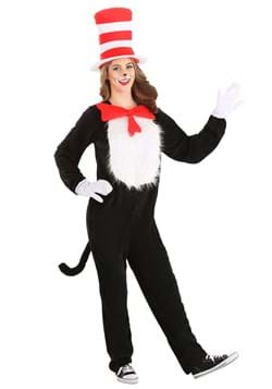 Dr. Seuss Cat in the Hat Costume for Adults Alt 5