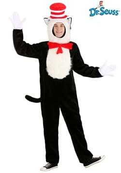 Cat in the Hat Adult Premium Costume