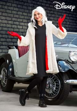 Tween Disney Cruella De Vil Costume-2