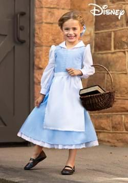 Beauty and the Beast Belle Blue Dress Costume for Toddlers-2
