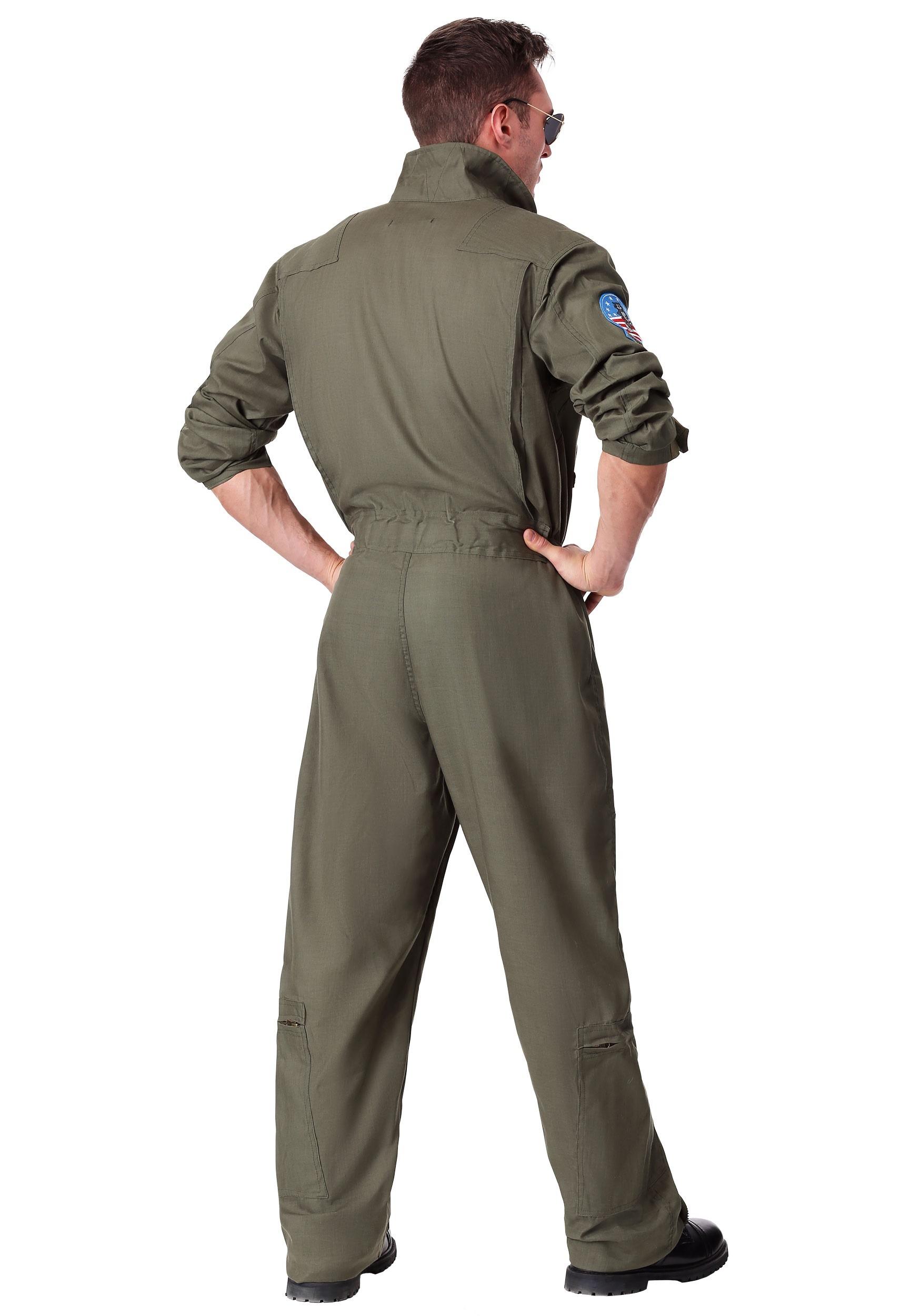 cde747db4f5b Mens top gun flight suit costume jpg 1750x2500 Air force flight suit rentals