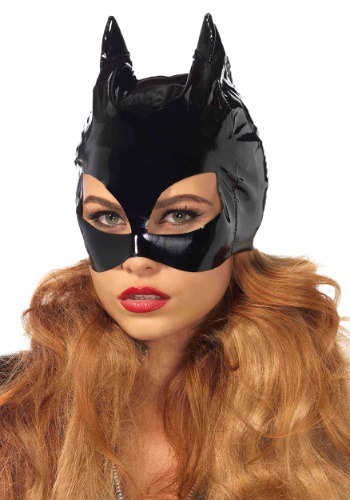 Vinyl Cat Hood By: Leg Avenue for the 2015 Costume season.