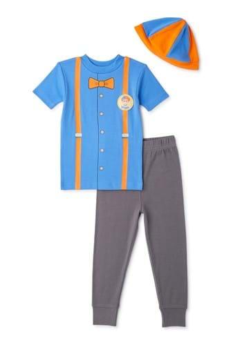 Toddler Blippi Sleepwear Set