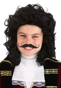 Kid's Short Curly Pirate Wig