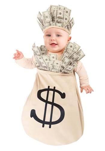 Baby Money Bag Costume