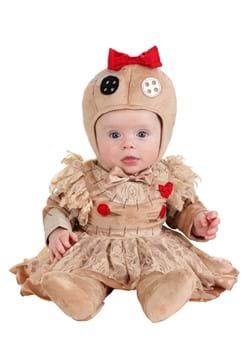 Infant Voodoo Doll Dress Costume
