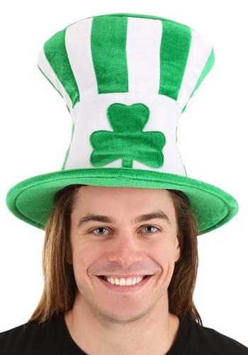 Shamrock Uncle Sam Hat