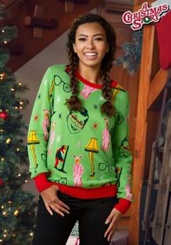 A Christmas Story Ugly Christmas Sweater-2