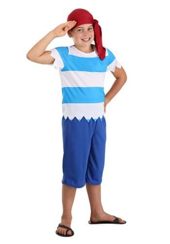 Kid's First Mate Costume