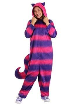 Plus Size Cheshire Cat Onesie