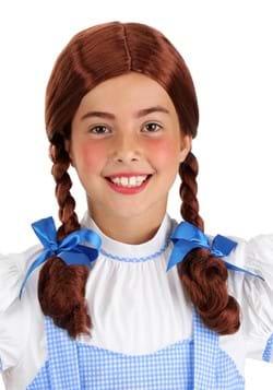 Kids Deluxe Kansas Girl Costume Wig