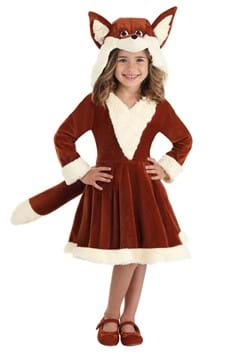 Toddler Fox Dress Costume