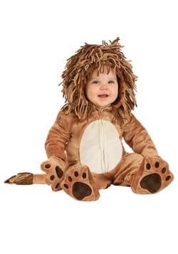 Lion Onesie Infant Costume