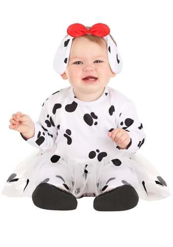 Infant Adorable Dalmatian Costume