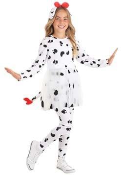 Girl's Adorable Dalmatian Costume