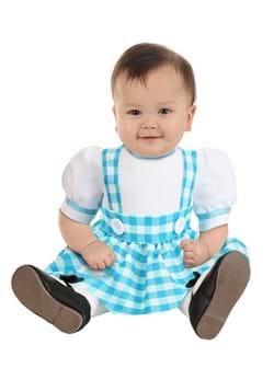 Infant Gingham Kansas Girl Costume