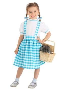 Toddler Gingham Kansas Girl Costume