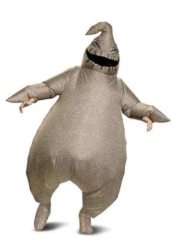 Nightmare Before Christmas Oogie Boogie Inflatable Costume