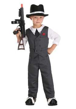 Toddler Suave Gangster Costume