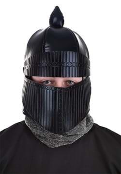 Black Knight Plush Helmet