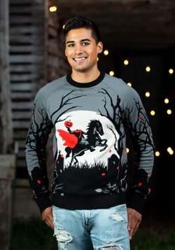 Headless Horseman Halloween Sweater main-update