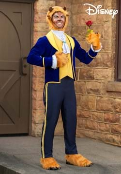 Beauty and the Beast Beast Costume for Adults-2