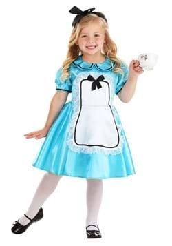 Adventurous Toddler Alice Costume