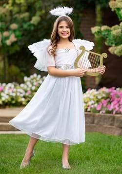 Shimmering Angel Costume for Girls