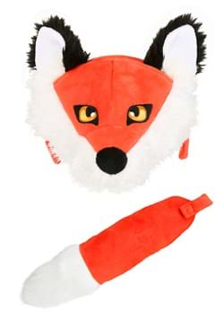 Fox Plush Headband & Tail Kit