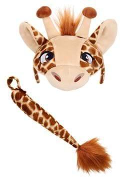 Giraffe Plush Headband & Tail Kit