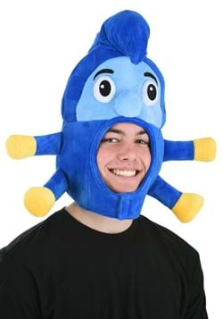 Caterpillar Plush Hood