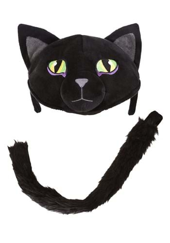 Cat Plush Headband & Tail Accessory Kit upd main