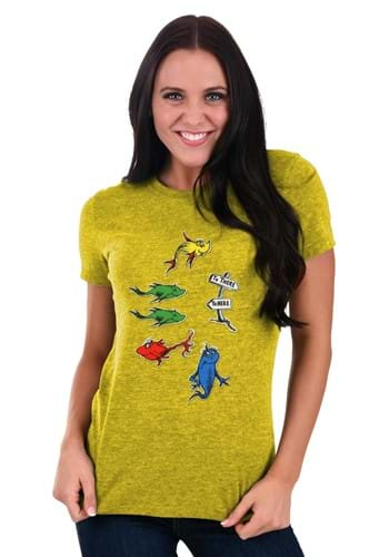 Dr. Seuss One Fish Two Fish Patch Set