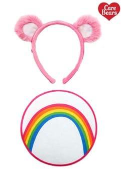 Care Bears Cheer Bear Ears & Patch Kit