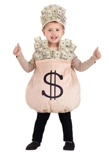 Toddler Money Bag Costume